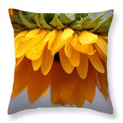 Sunflowers 6 Throw Pillow