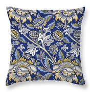 Sunflowers Design Throw Pillow