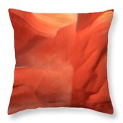 Sunlight Pouroff Throw Pillow