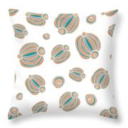 Sunlight Throw Pillow by Susan Claire