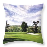 Sunny Afternoon Throw Pillow