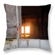Sunrise 365 1 Throw Pillow