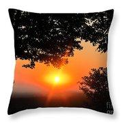 Sunrise 365 38 Throw Pillow