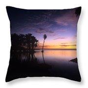 Sunrise At San Jose Del Cabo Throw Pillow
