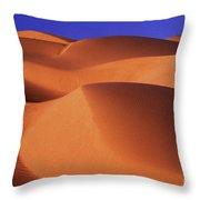 Sunrise Dunes 312 Throw Pillow