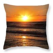 Sunrise In Texas 4 Throw Pillow
