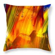 Sunrise Throw Pillow by Omaste Witkowski