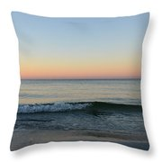 Sunrise On Alys Beach Throw Pillow