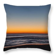 Sunrise Outer Banks Img 3652 Throw Pillow