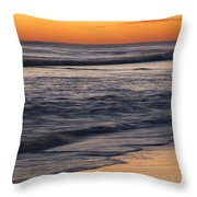 Sunrise Outer Banks Img 3664 Throw Pillow