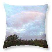 Sunrise Promise Throw Pillow