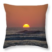 Sunrise - Sunset Throw Pillow