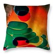 Suns Throw Pillow