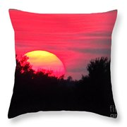 Sunset 365 17 Throw Pillow