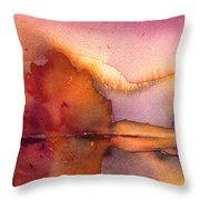 Sunset 44 Throw Pillow