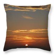 Sunset 502 Throw Pillow