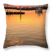 Sunset Excursion Throw Pillow