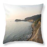 Sunset Gourna Throw Pillow