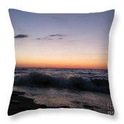Sunset II Throw Pillow