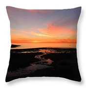 Field River, Hallett Cove Throw Pillow