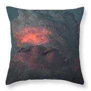 Sunset's Reflection Throw Pillow