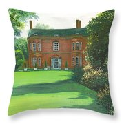 Sunshine Day Throw Pillow