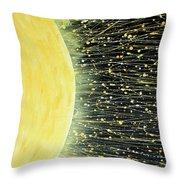 Sunstroke Throw Pillow
