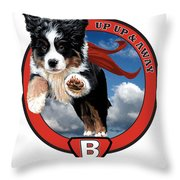 Super Berner Throw Pillow
