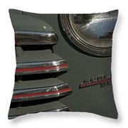 Super Deluxe Throw Pillow