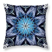 Supercharged Enlightenment Throw Pillow