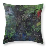 Supernova Number Three Throw Pillow