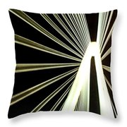 Support Night 2 Throw Pillow