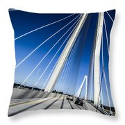 Supports Throw Pillow