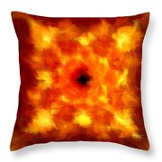 Supremacy Throw Pillow