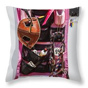 Sure Its Here Throw Pillow