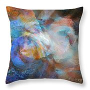 Surf Of The Spirit Throw Pillow