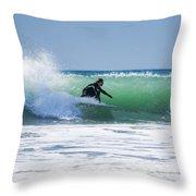 Surf Series 18 Throw Pillow