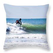 Surf Series 25 Throw Pillow