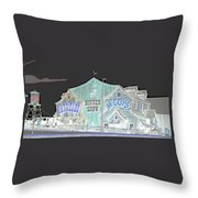 Surreal Hatfields And Mccoys  Throw Pillow