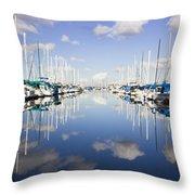 Surreal  Throw Pillow