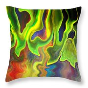 Surreal Impulse.. Throw Pillow