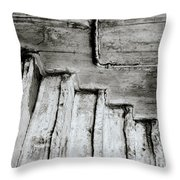 Surreal Graphic Throw Pillow