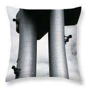 Surrealist Art Throw Pillow