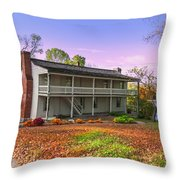 Surrender House Throw Pillow