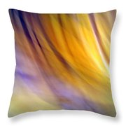 Surrender To Love Throw Pillow