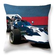 Surtees Ts8 F5000 Throw Pillow