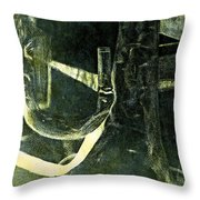 Survival By Jrr Throw Pillow