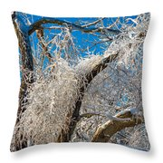 Survivor 2 Throw Pillow