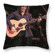 Suzy Boggus Throw Pillow