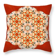 Svadhisthana Glory Throw Pillow